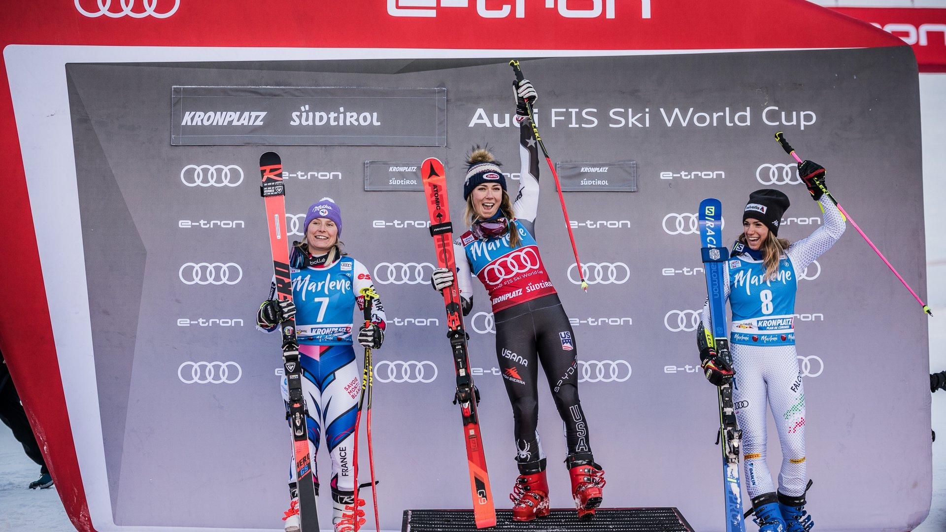 World Cup Skiing 2019 Schedule Audi FIS Ski World Kronplatz 2019 | Kronplatz Events